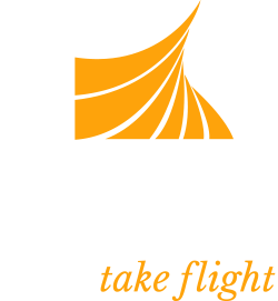 St. Mary's County Economic Development Take Flight Logo
